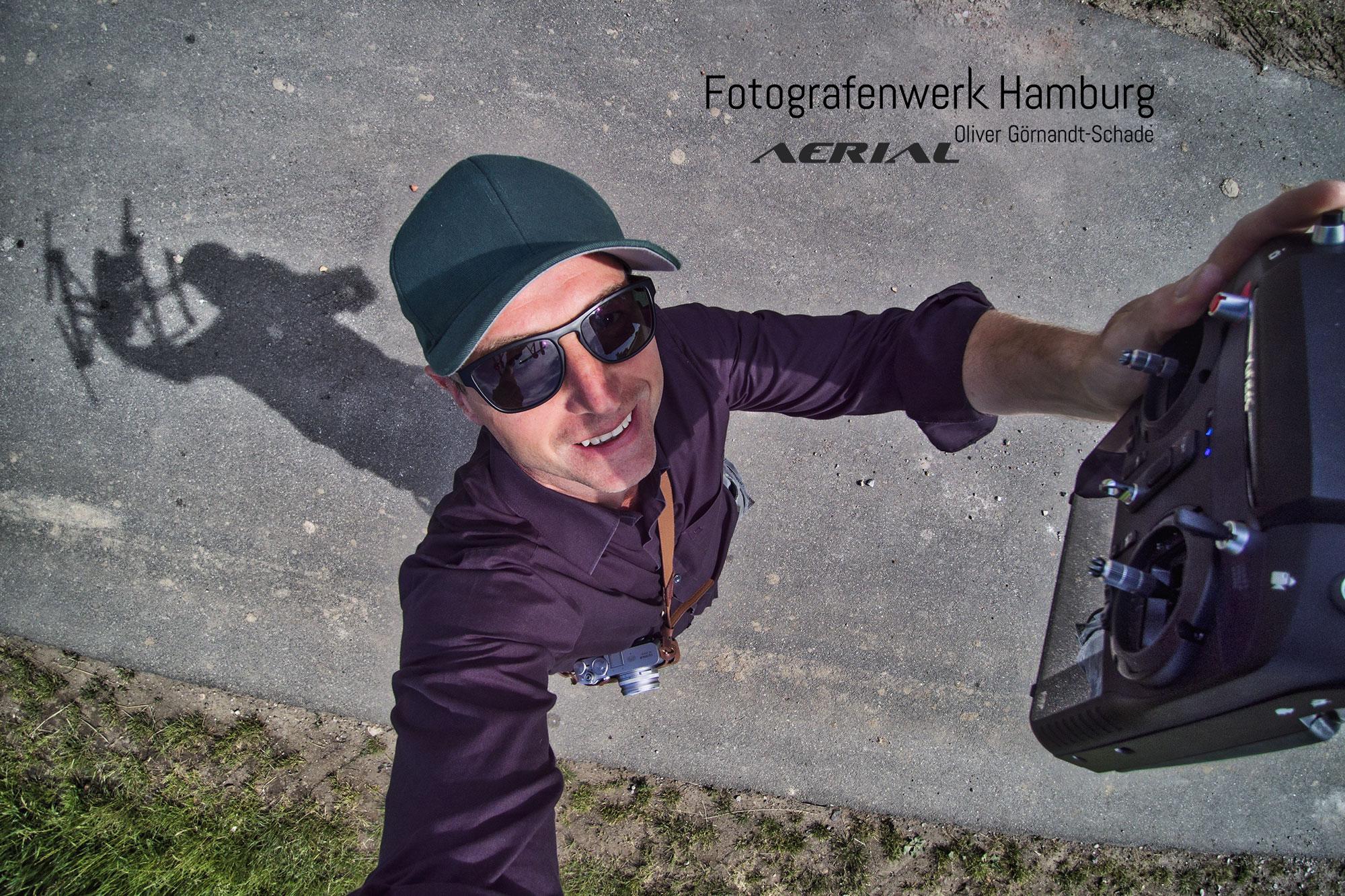 Fotografenwerk Drohnenfotografie Hamburg